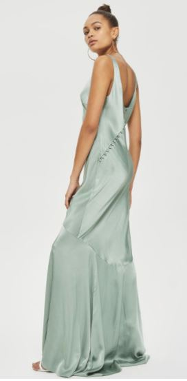 topshop bridesmaid dress 2