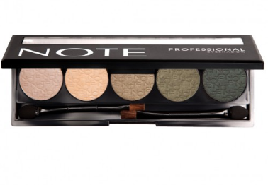 NOTE Professional eyeshadow set 103