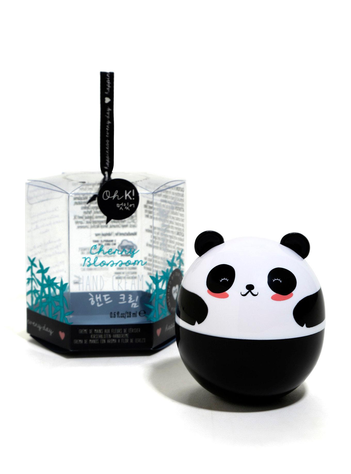 panda hand cream