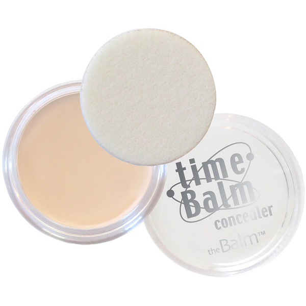 time balm concealer before or after foundation
