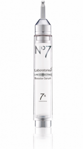 serums: No7 Laboratories Line Correcting Booster Serum
