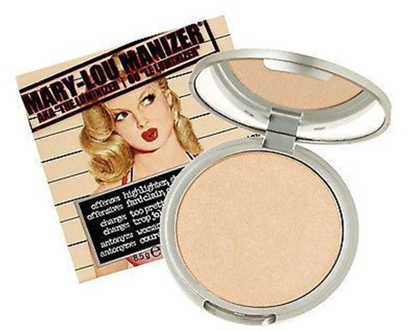 highlighters thebalm Mary Lou