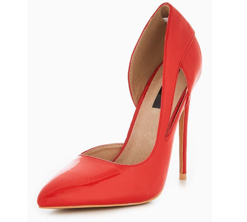 littlewoods ireland red killer heel