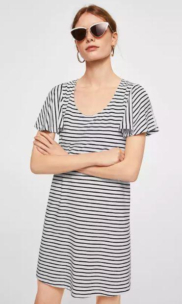 mango 20 summer dress