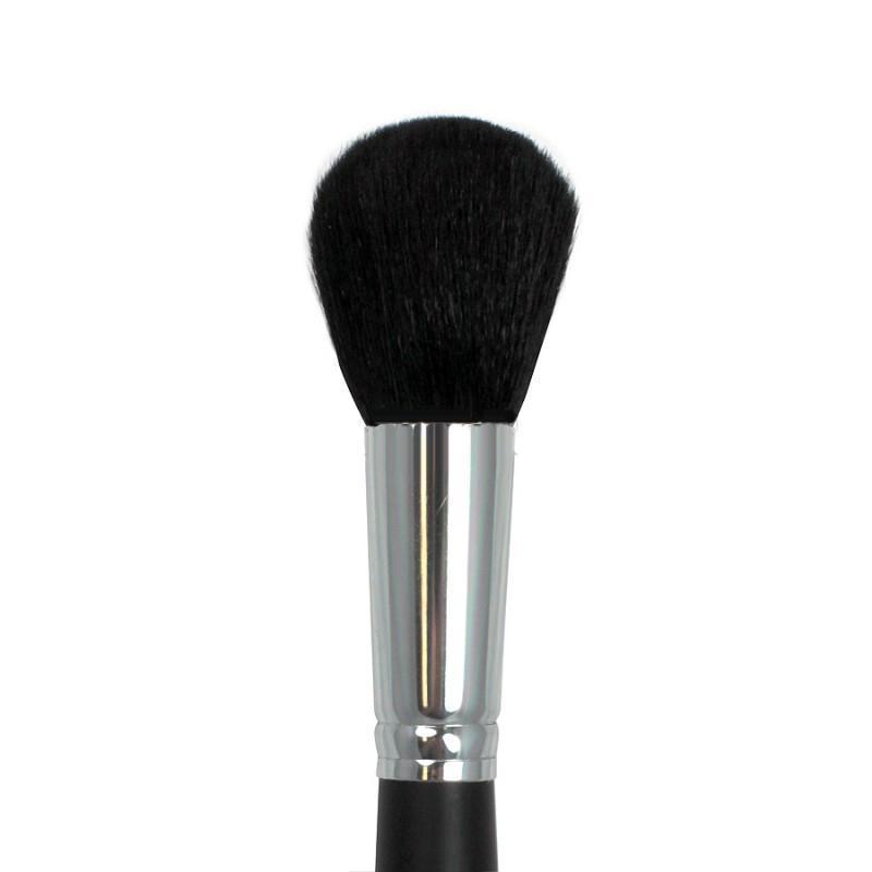 crown powder brushes c107