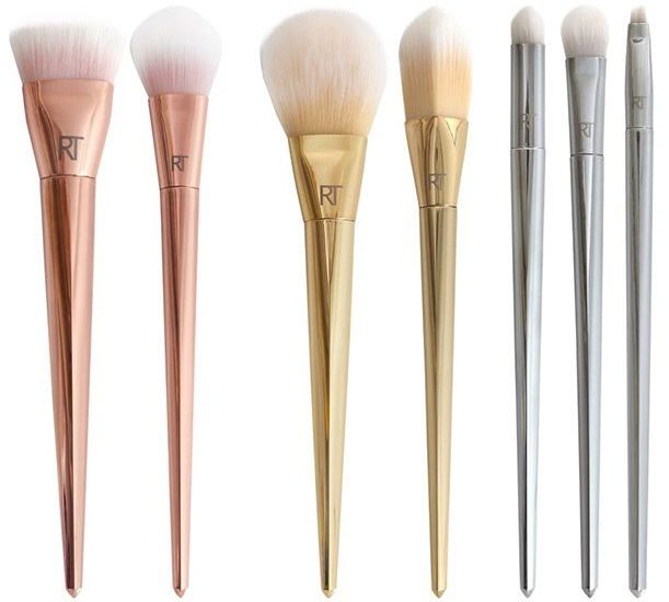 Real Techniques dupe brushes