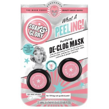 face masks soap and glory