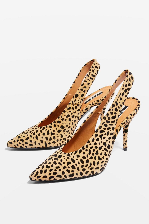 topshop slingback heels