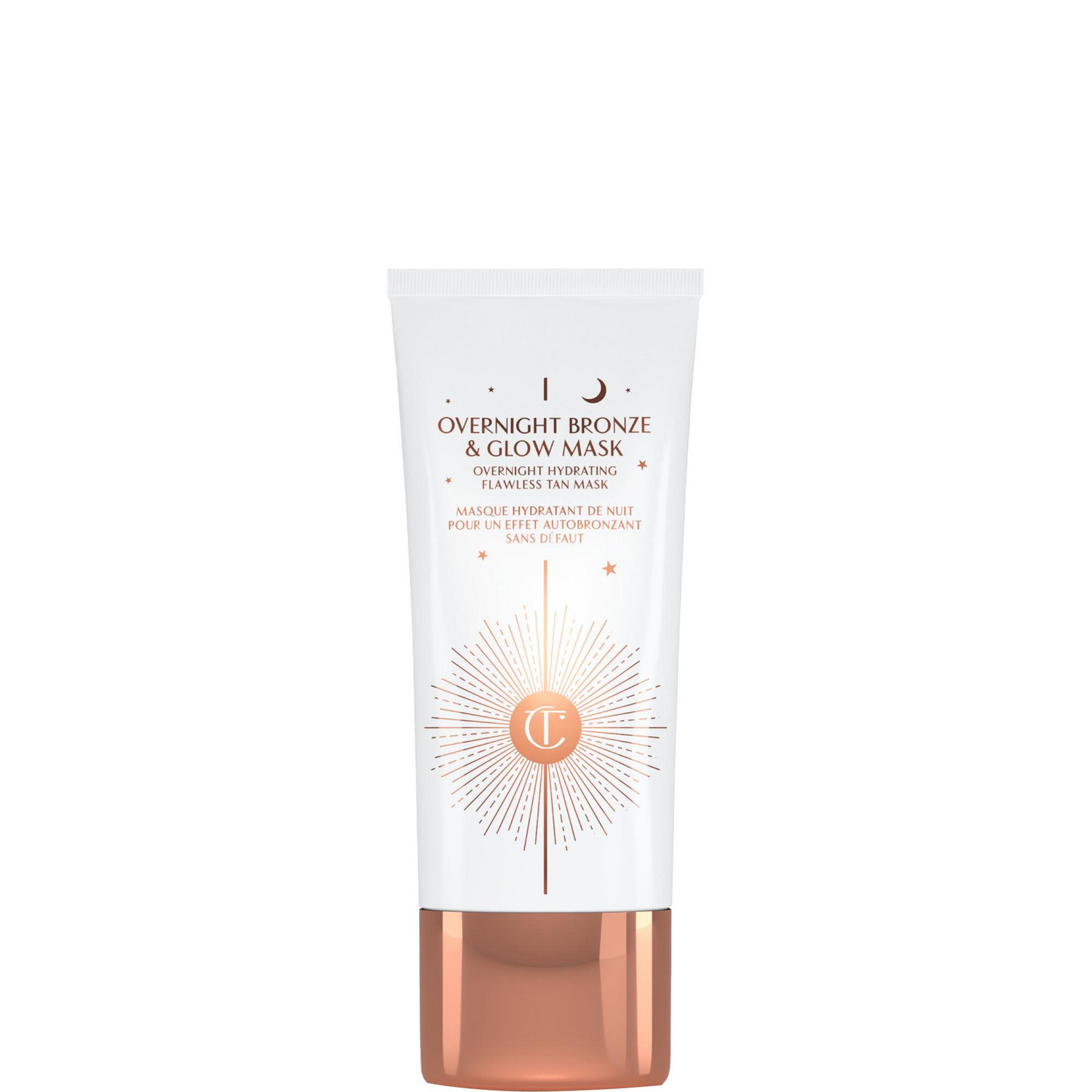 charlotte tilbury overnight bronze and glow sleep tan mask