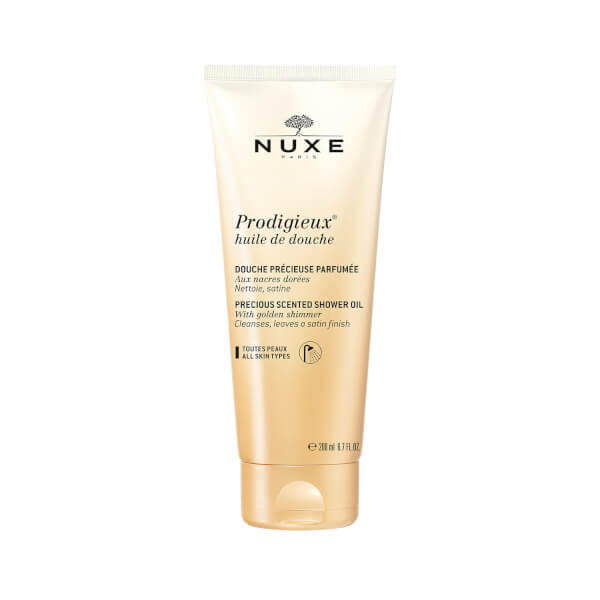 shower oil NUXE