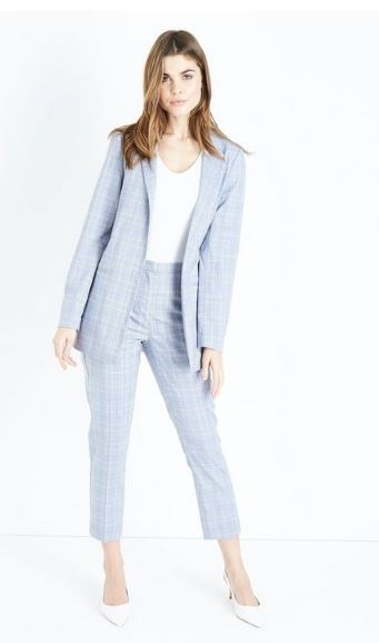 new look new-in-store suit