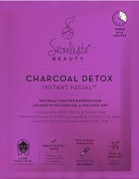 seoulista charcoal detox face masks