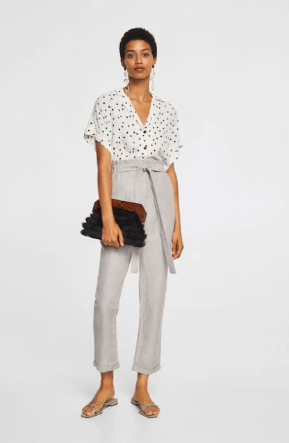 mango summer outfit