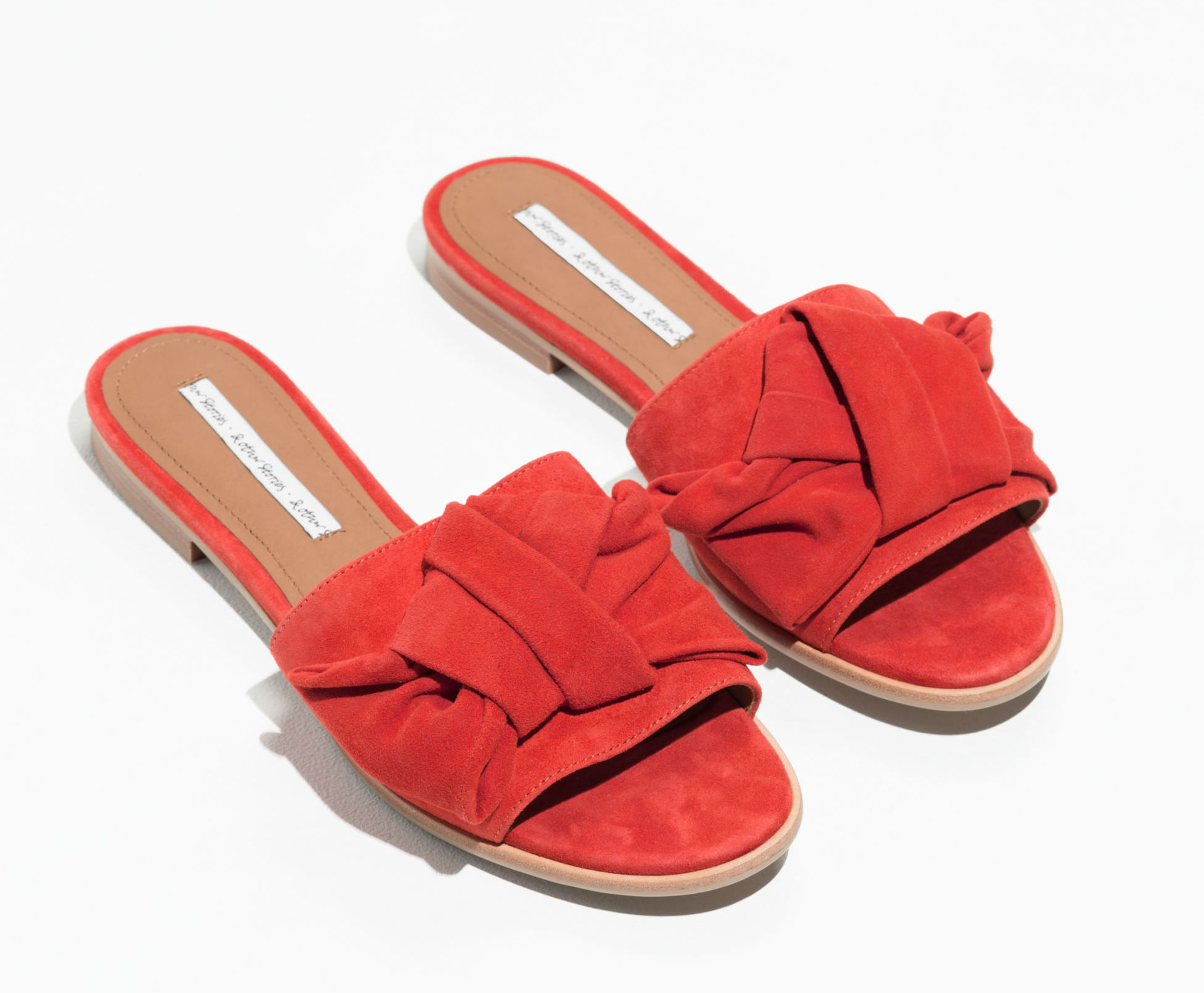 other stories fancy flat sandals