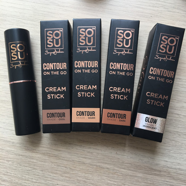 SOSU contour on the go contour sticks