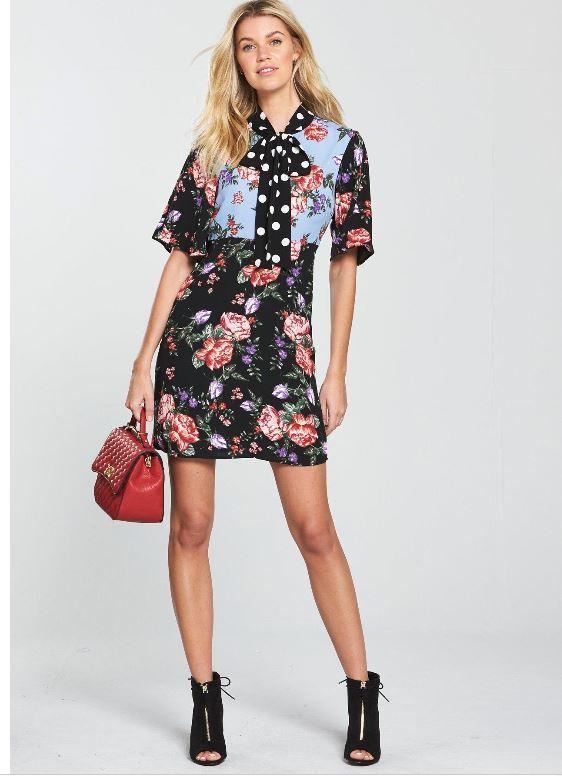 littlewoods saoirse ronan dress