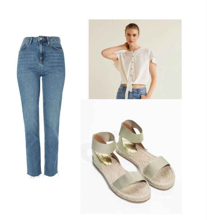 bank holiday weekend outfit 1