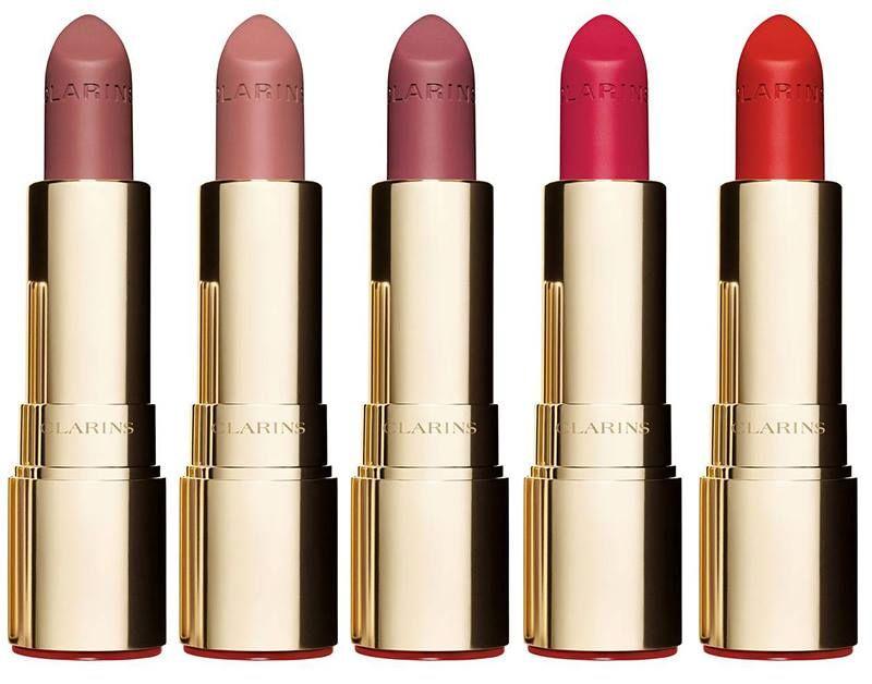 matte lipsticks clarins 1