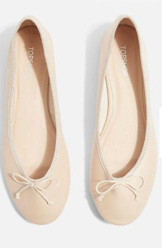 ballet flats topshop