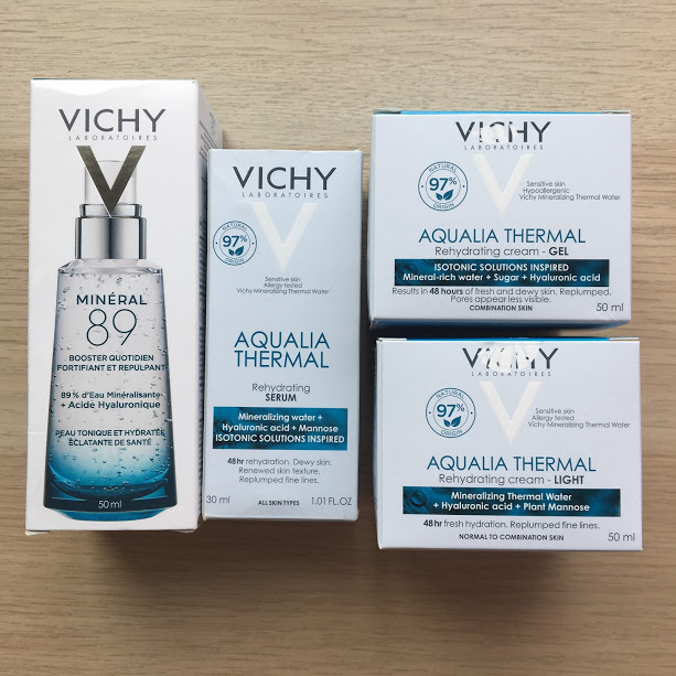 vichy aqualia thermal boxes