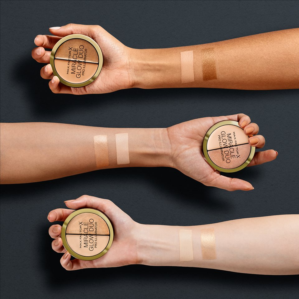 highlighters Max Factor