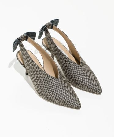 & other stories slingback kitten heels