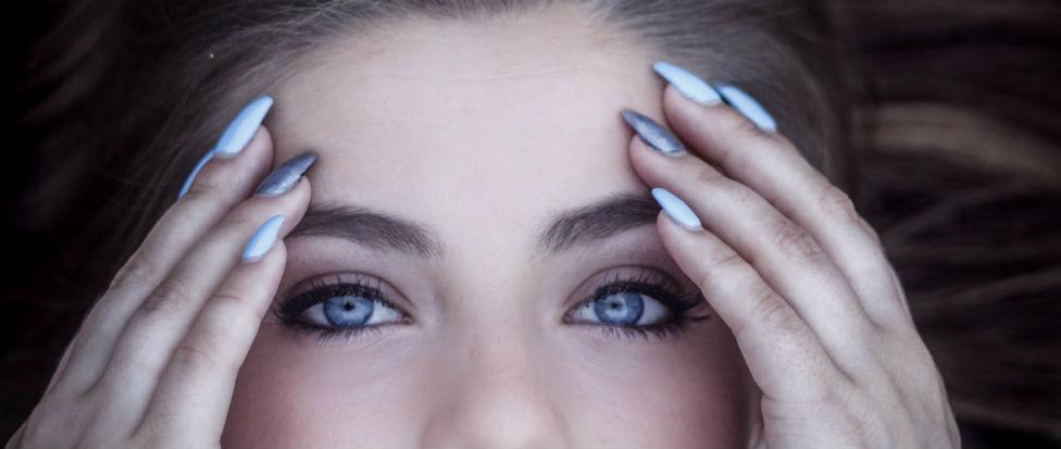 eyebrow trend