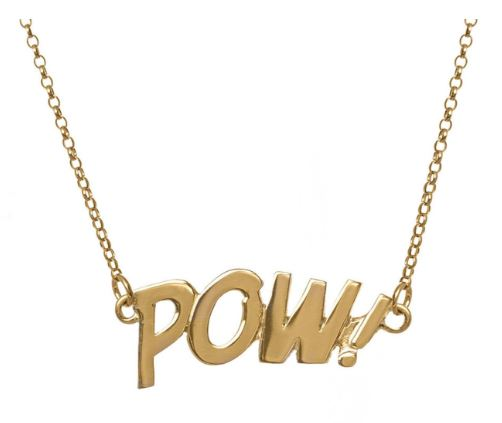edge only pow necklace
