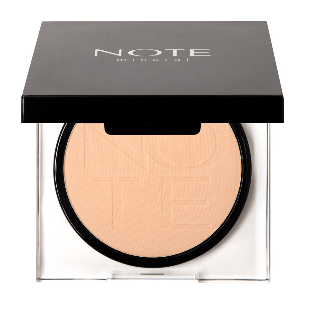 Note Cosmetics Mineral powder foundation splitting