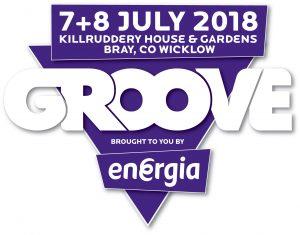 groove festival poster 2018