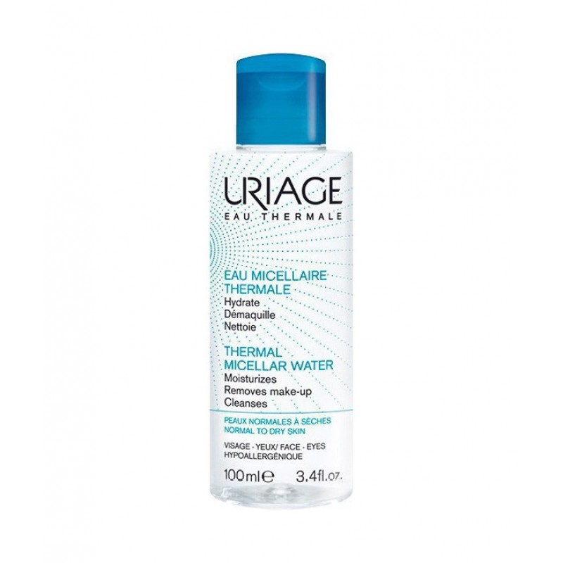 Uriage micellare water normal to dry