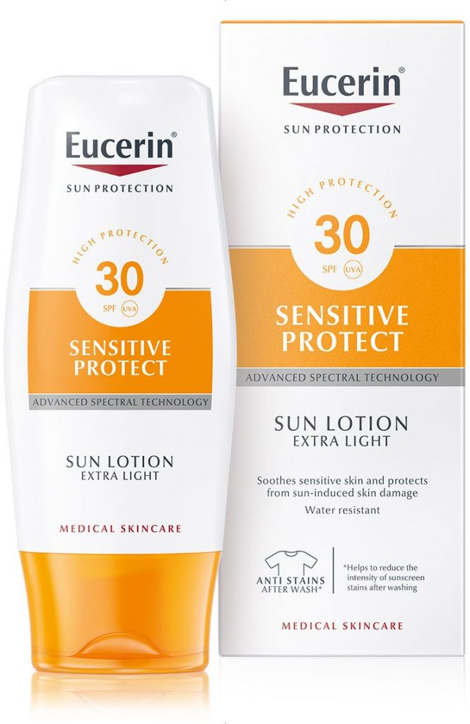 Eucerin Extra Light Sensitive Protect SPF 30