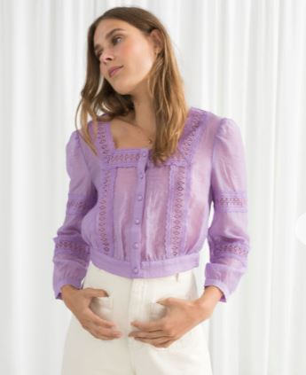other stories blouse