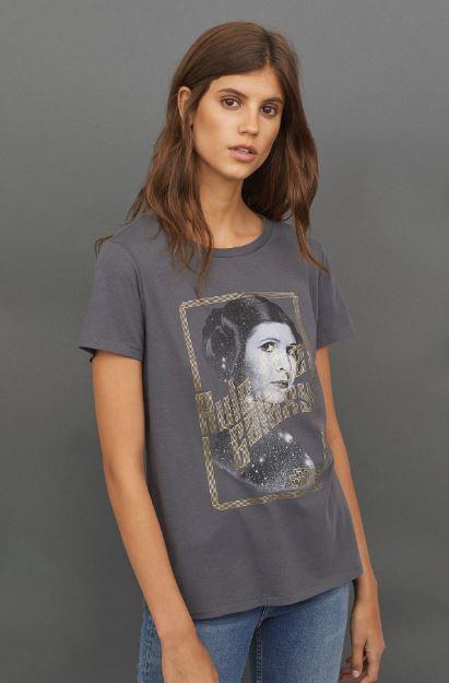princess leia tshirt