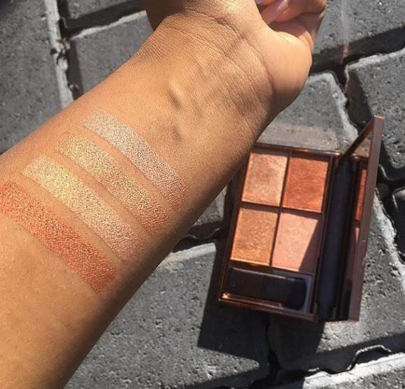 Sleek Copperplate highlighting palette