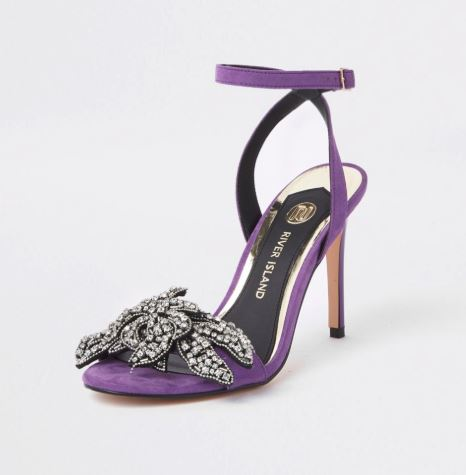 river island showstopping shoes