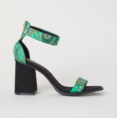 block-heel