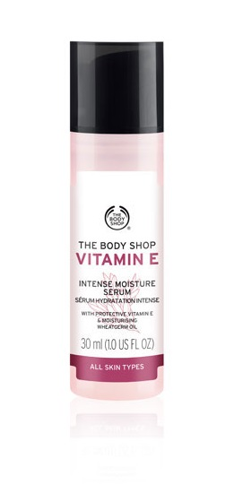vitamin e serum the body shop