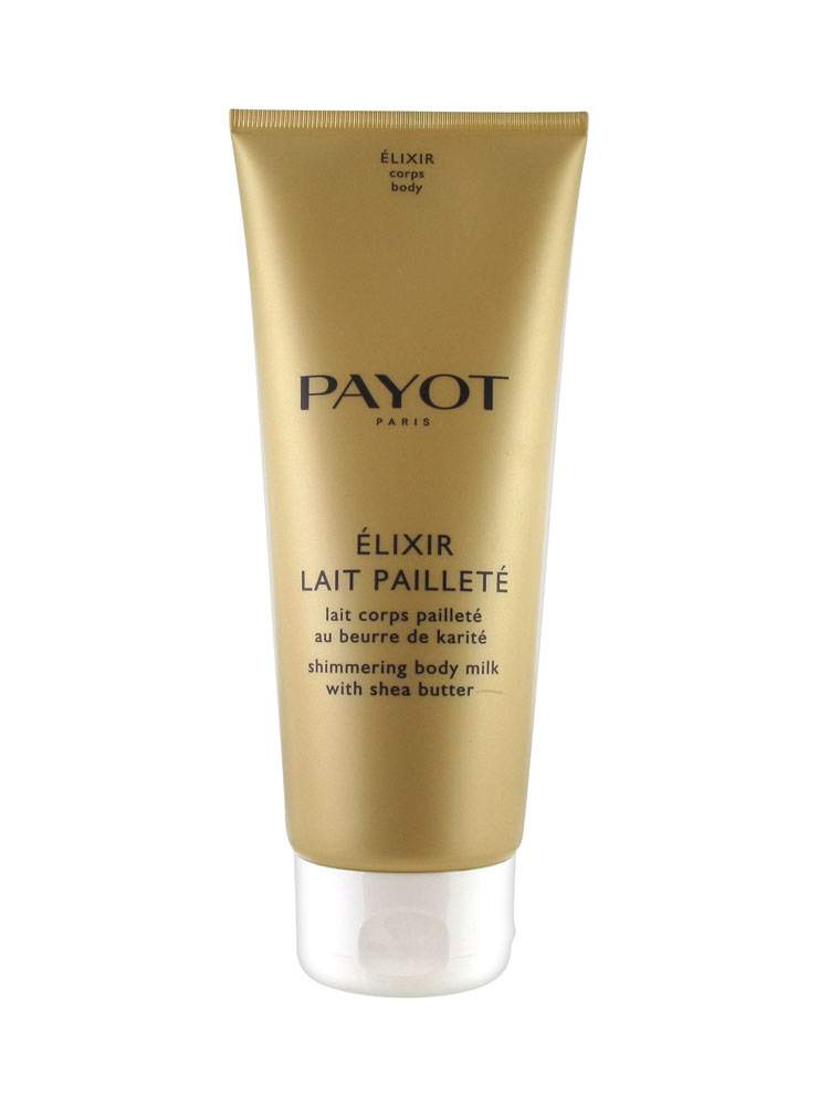 payot-elixir-shimmering body lotion