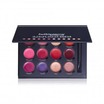 bellapierre lip palette
