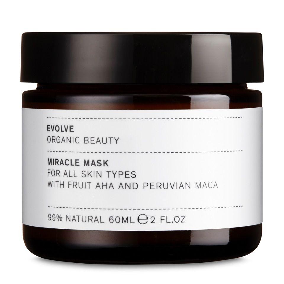 Evolve organic beauty mask
