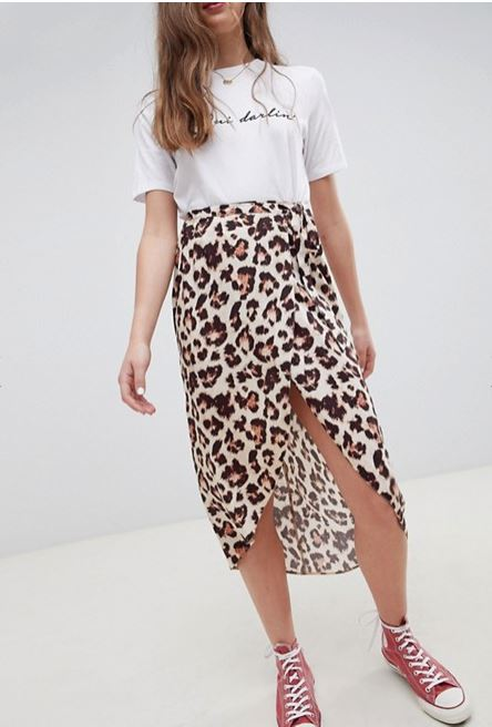 asos popular skirt image