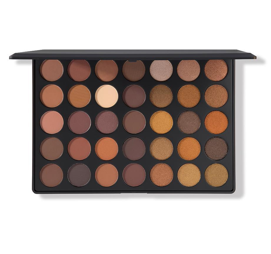pigmented eyeshadows