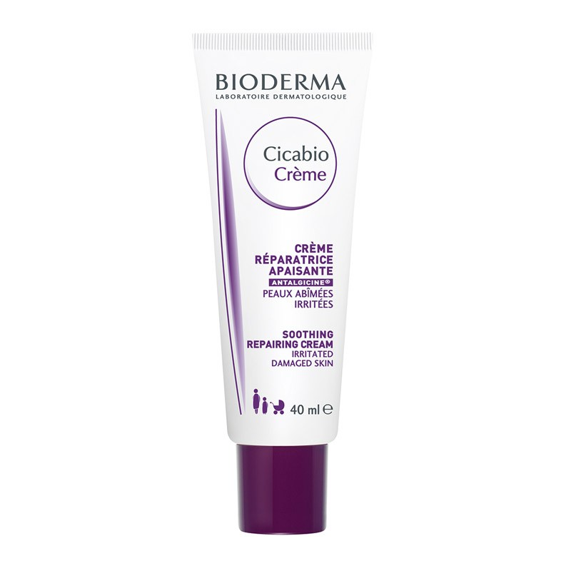 repairing cream bioderma