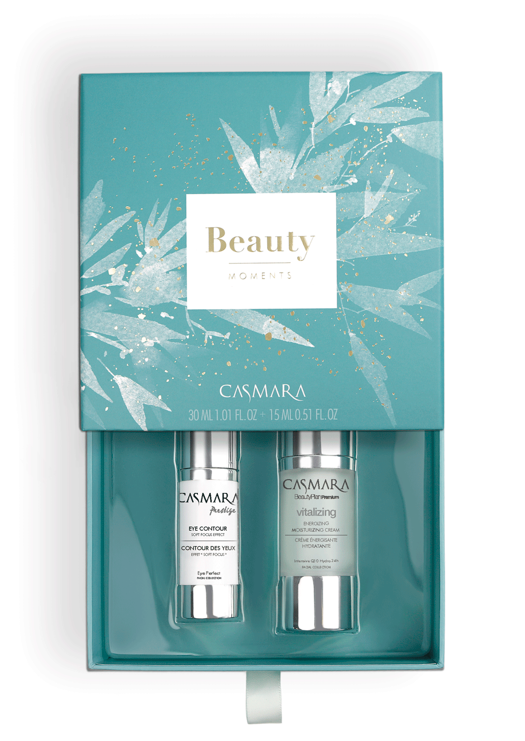 casmara luxury beauty moments box