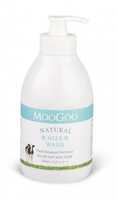 MooGoo Natural Milk wash