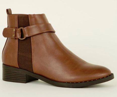 new look chelsea autumn boots