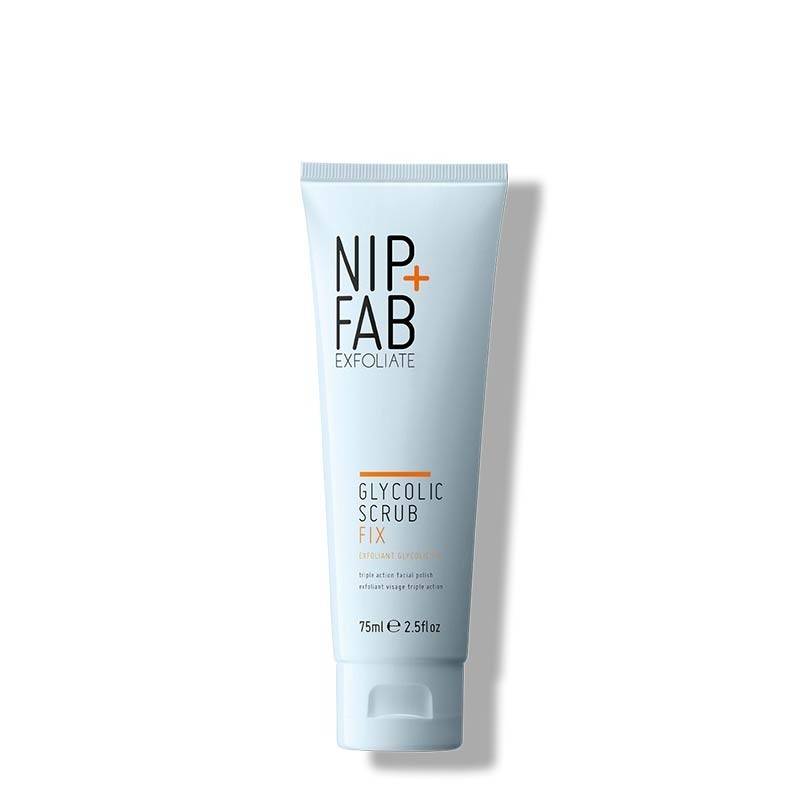 Nip and Fab glycolic scrub