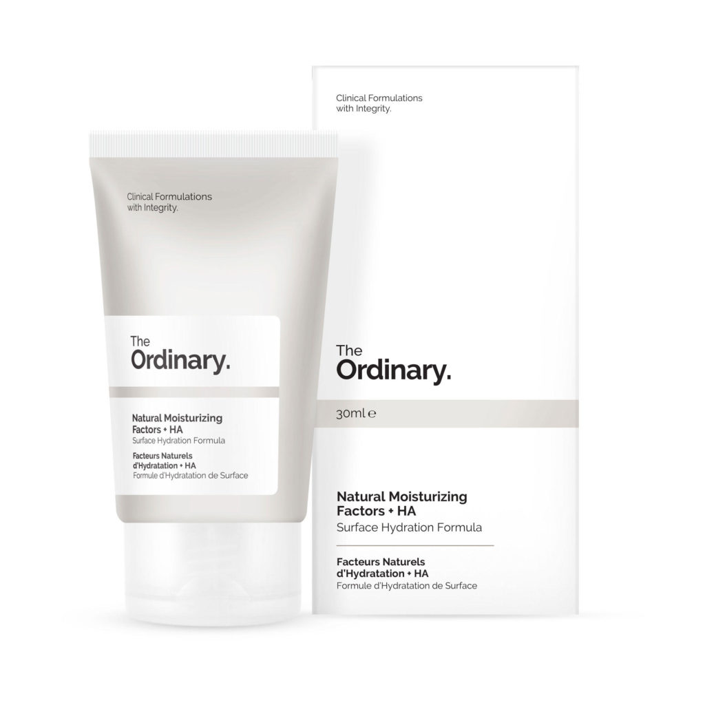 Ordinary daily moisturisers
