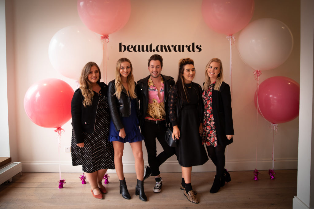Beaut Awards 18 guests